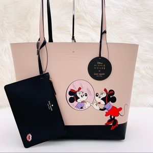 Kate Spade and Disney Minnie Mouse Revesible